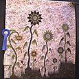 Sunflowers In My Retro Garden