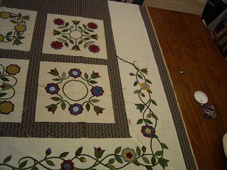 Dianne's quilt