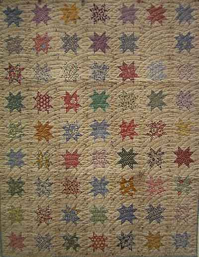 Aunt Dolly's Crib Quilt