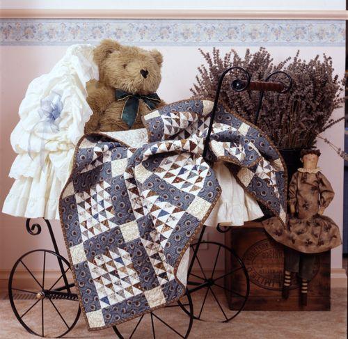 Walker's Crib Quilt